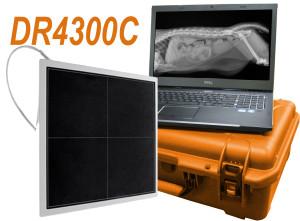 DR flat panel dr4300c