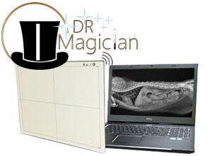 DR Magician flat panel