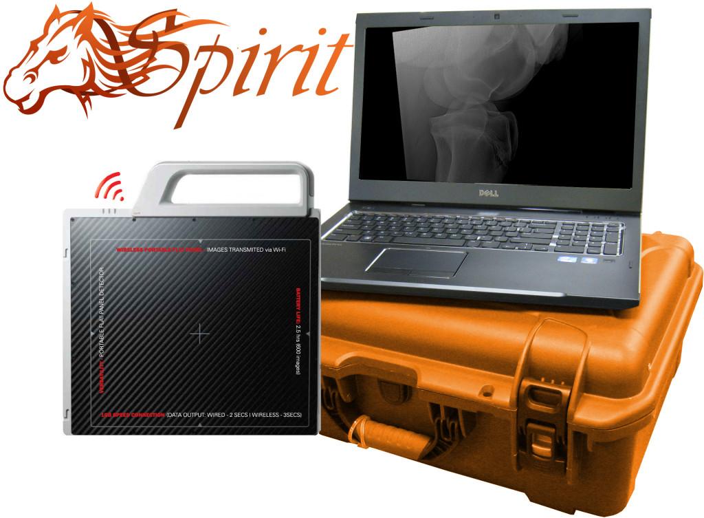 dr spirit 10x12 wireless flat panel