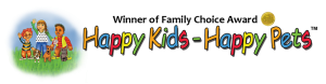 happy kids happy pets