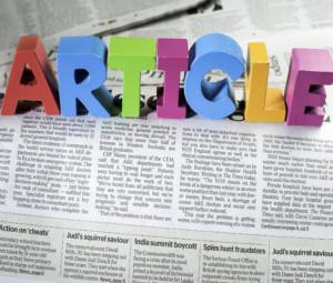 vet news articles
